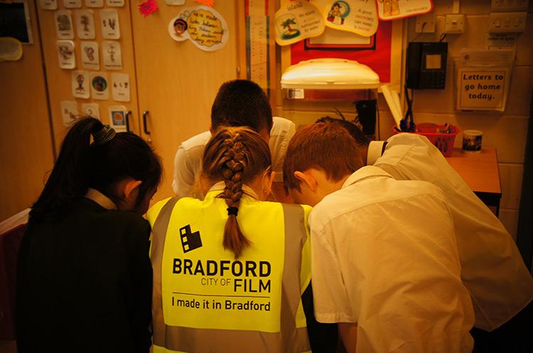 Film education in Bradford