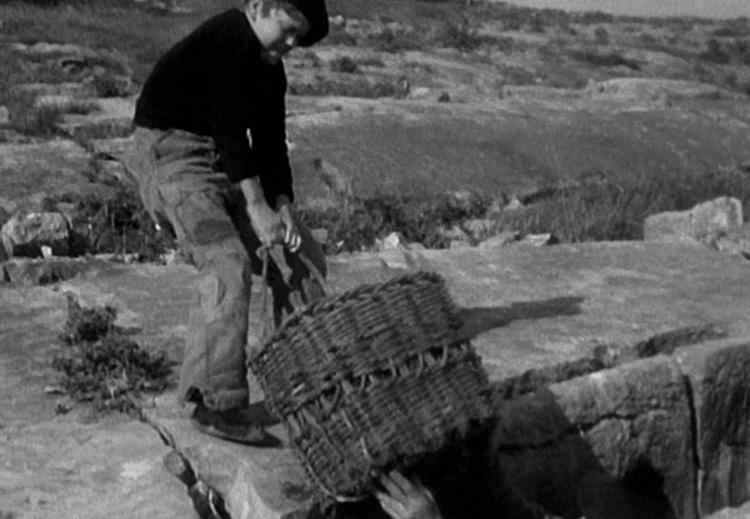 Man of Aran documentary, filmed in Galway City
