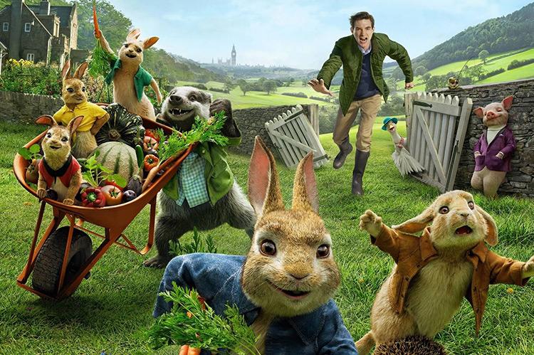Peter Rabbit™ (2018)