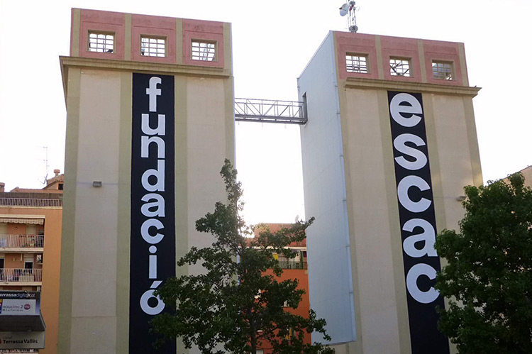 The Escola Superior de Cinema i Audiovisuals de Catalunya (ESCAC)