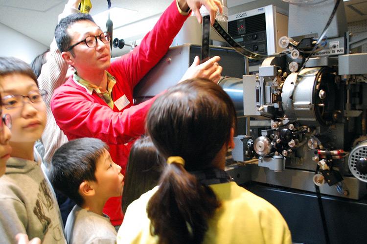 Film Education in Yamagata